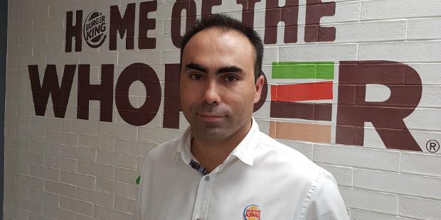 Burger King com novo director de operações e franquias em Portugal