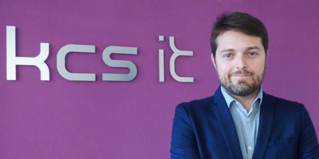 KCS iT tem novo unit director
