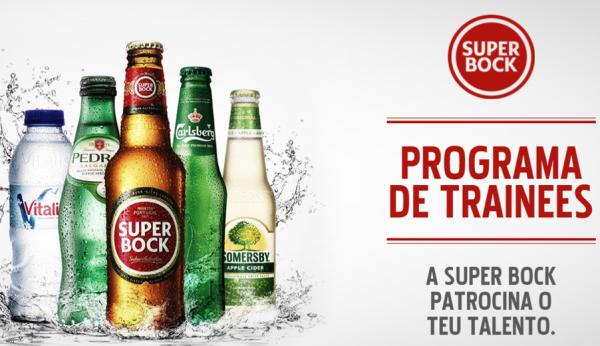 Super Bock Group abre programa de estágios