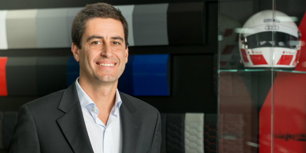 Audi tem novo director de marketing