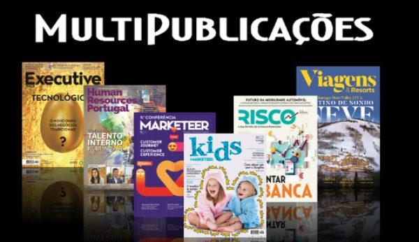 O Grupo Multipublicações procura Gestor Digital
