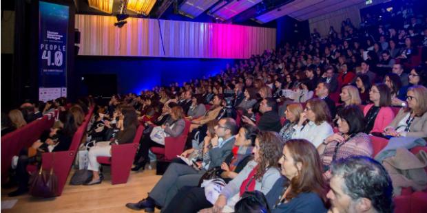 Veja a galeria de fotos da XIV Conferência Human Resources