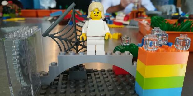 Voltar a ser humano – aprender com Lego