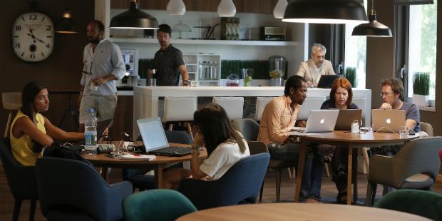 As novas tendências dos espaços de trabalho