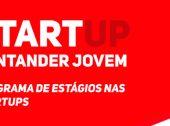 StartUP Santander Jovem abre candidaturas