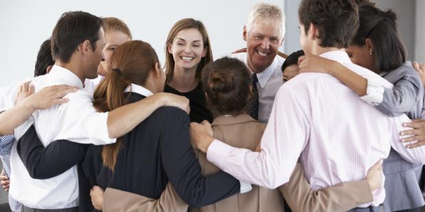 Pessoas ficam por pessoas, não por organizações