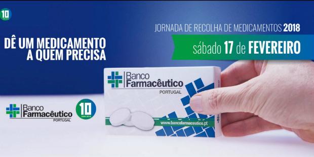 X Jornada de Recolha de Medicamentos em todo o Portugal Continental