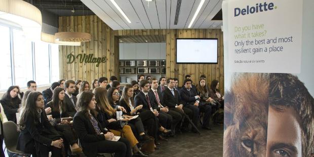Deloitte Portugal vence prémio em comunicação de mudança