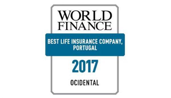 Ocidental reconhecida como melhor Seguradora Vida em Portugal