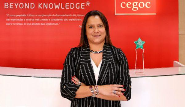 CEGOC com nova coordenadora de consultoria de Recursos Humanos