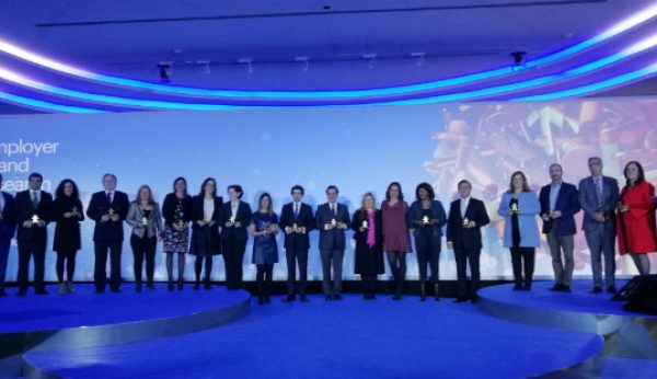 Os vencedores do Randstad Employer Brand Award
