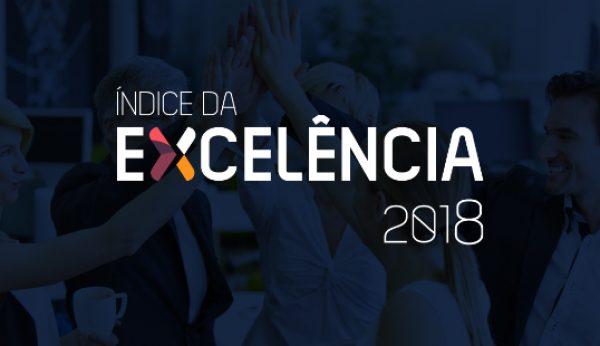 Inscrições abertas para o Índice da Excelência 2018