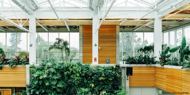 Cinco tendências para os escritórios do futuro