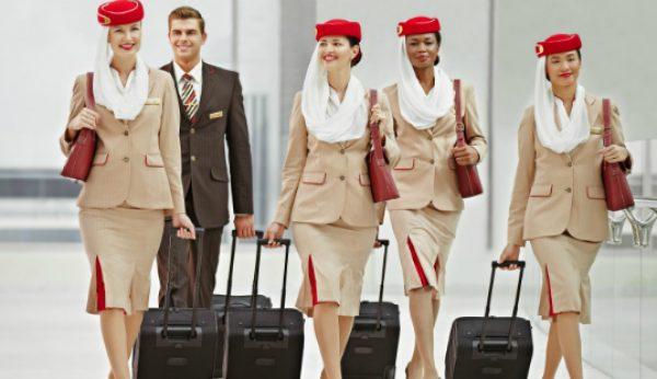 Emirates tem nova acção de recrutamento em Portugal