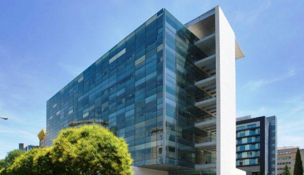 Edifício Iconic, a nova morada da Sonae em Espanha