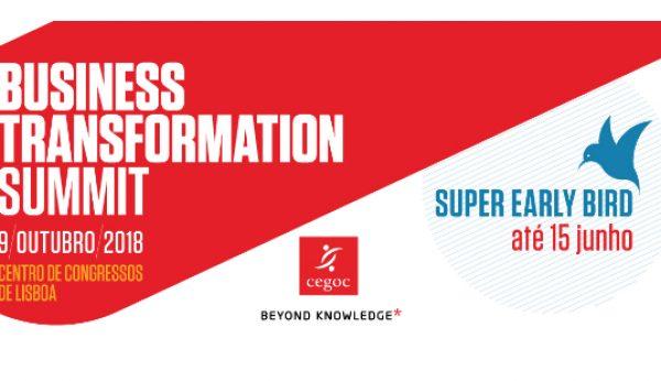 Business Transformation Summit com preços especiais
