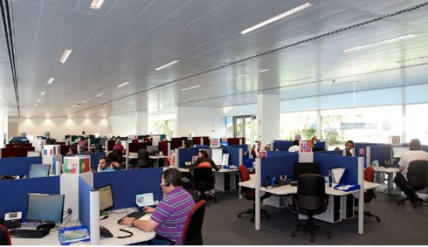 Teleperformance já tem mais de 10 mil colaboradores