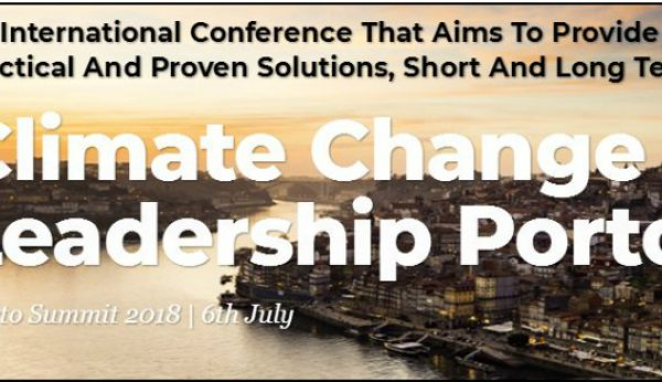 Empresas Sonae apoiam discussão sobre alterações climáticas