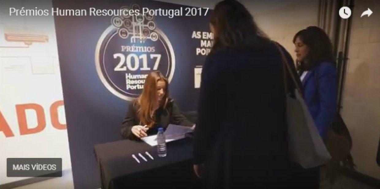 Reveja os melhores momentos dos Prémios Human Resources 2017