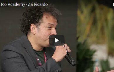 Rock in Rio na primeira pessoa: Zé Ricardo