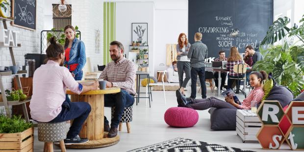 Bem-vindos à nova geração de escritórios