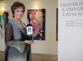 Líder da Casa Ermelinda Freitas vence Prémio Mulher Empresária do BPI