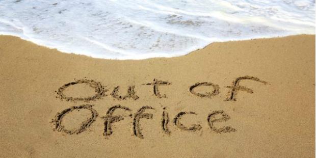 Como escrever o seu out-of-office?
