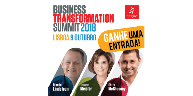 Quer ir à Business Transformation Summit?