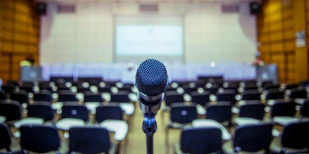 O poder da imagem nas apresentações ao público