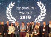 Fidelidade recebe prémio internacional de inovação