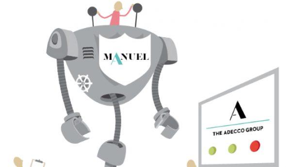 Adecco tem um robô na sua equipa de recrutamento