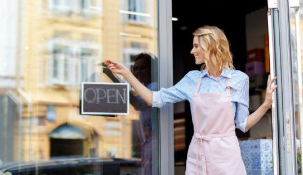 O que as pessoas pensam sobre os negócios próprios?