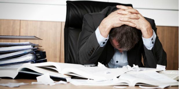 Como diminuir o stress no local do trabalho?