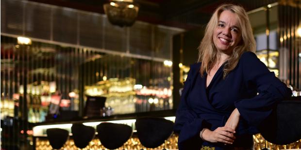 Maxime Hotel e Maxime Restaurante-bar tem nova directora geral