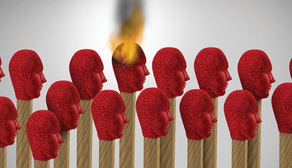 Barómetro: Burnout, um tema cada vez mais crítico nas empresas