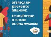 Transformar o futuro de 1000 meninas mwarusis