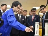 IPS alia-se à China para promover Indústria 4.0