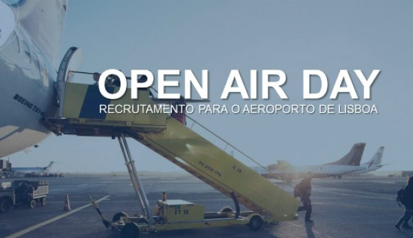 Há 100 vagas para trabalhar no Aeroporto de Lisboa