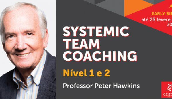 CEGOC lança novo programa de Coaching com Peter Hawkins