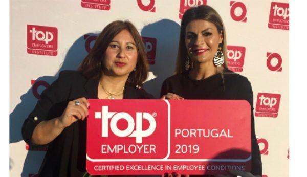 PepsiCo lidera Top Employer 2019 em Portugal