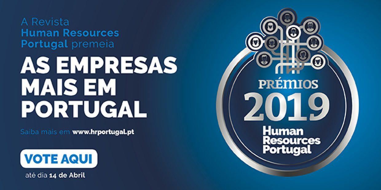Já pode votar nos Prémios Human Resources 2019