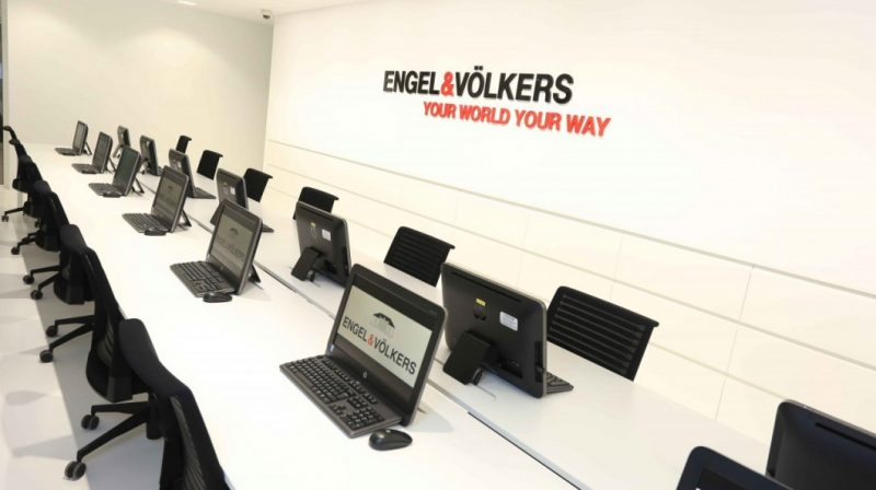 Engel & Völkers está a recrutar consultores imobiliários para Lisboa