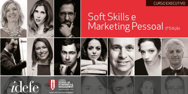 ISEG volta a promover formação em Soft Skills e Marketing Pessoal