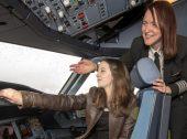 easyJet quer que 20% dos pilotos sejam mulheres em 2020