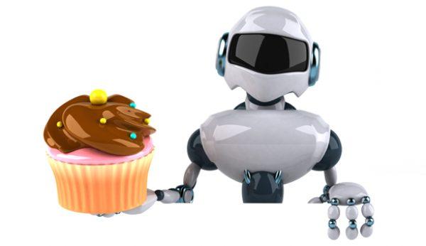 Opinião: Cupcakes e robôs